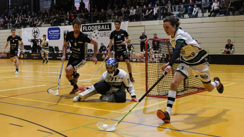 Playoff 1/2-Final Spiel 3: Ad Astra Sarnen – Unihockey Langenthal Aarwangen