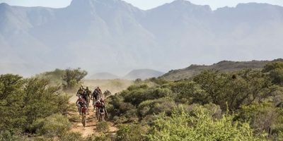 Absa Cape Epic 3. Etappe, Oak Valley - Oak Valley (RSA)