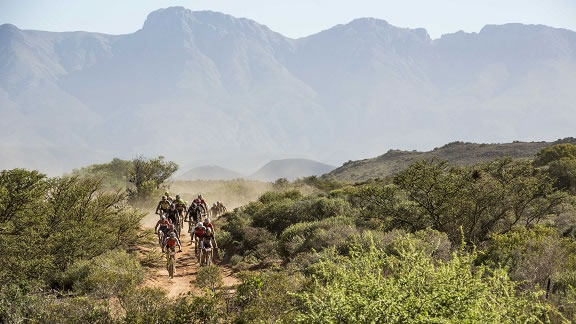 Absa Cape Epic 3. Etappe, Oak Valley – Oak Valley (RSA)