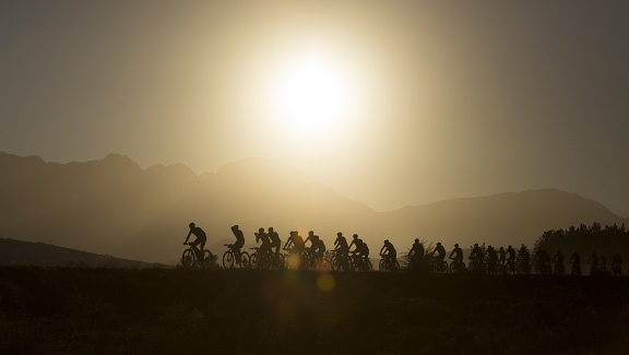 Absa Cape Epic 4. Etappe, Oak Valley – Oak Valley (RSA)