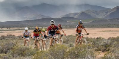 Absa Cape Epic 5. Etappe, Oak Valley - Stellenbosch (RSA)