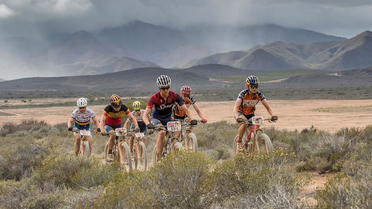 Absa Cape Epic 2. Etappe, Hermanus – Oak Valley (RSA)