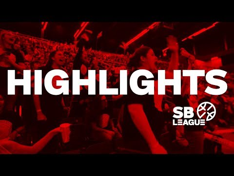 🚨SB League – Day 19 HIGHLIGHTS : FRIBOURG vs  MONTHEY