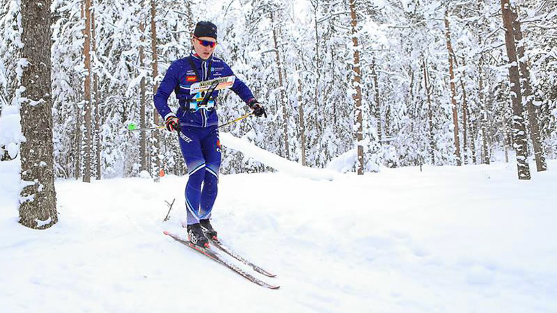 Winteruniversiade: Ski-OL Mitteldistanz Männer, Krasnoyarsk (RUS)