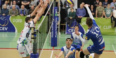 Playoff 1/4-Final, Spiel 2: TSV Volley Jona - LINDAREN Volley Amriswil