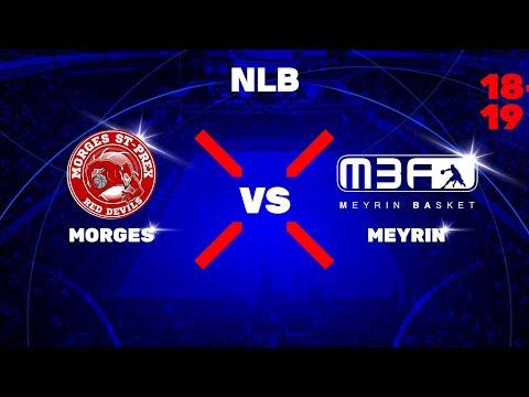 NLB – Day 12: MORGES vs. MEYRIN