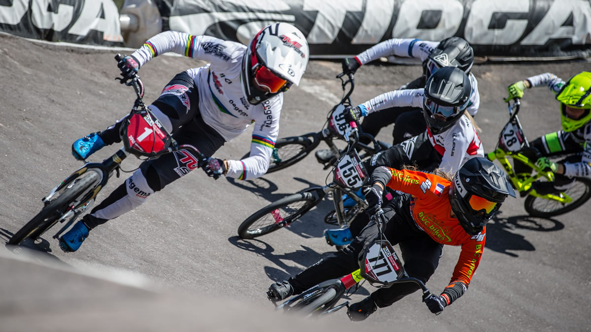 UCI BMX Supercross World Cup, Manchester (GB)