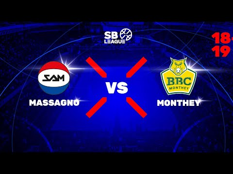SB League – Day 5: MASSAGNO vs. MONTHEY