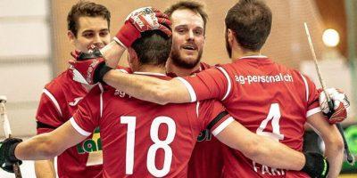 Cup 1/2-Final: RSC Uttigen - RHC Diessbach