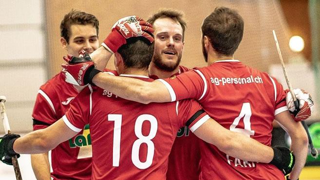Cup 1/2-Final: RSC Uttigen – RHC Diessbach