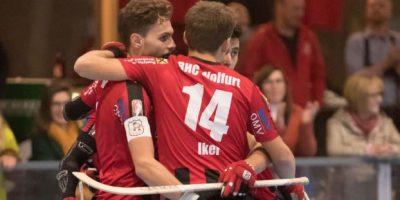 Cup 1/2-Final: Genève RHC - RHC Wolfurt