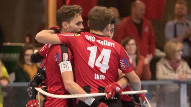 Cup 1/2-Final: Genève RHC – RHC Wolfurt