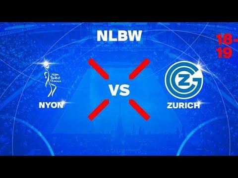 NLB Women – Day 14: NYON vs. ZURICH