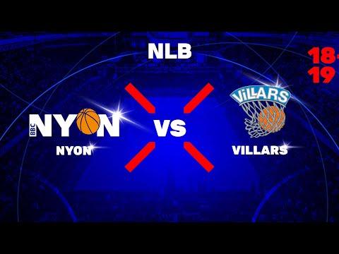 NLB – Day 12: NYON vs. VILLARS