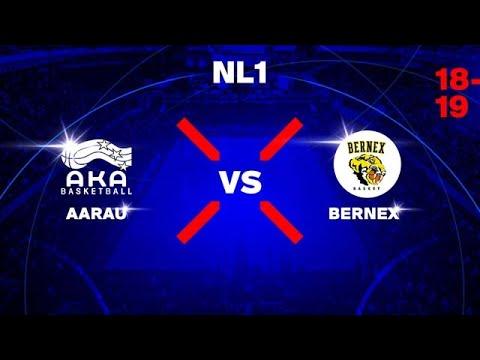 NL1M – Day 14: AARAU vs. BERNEX