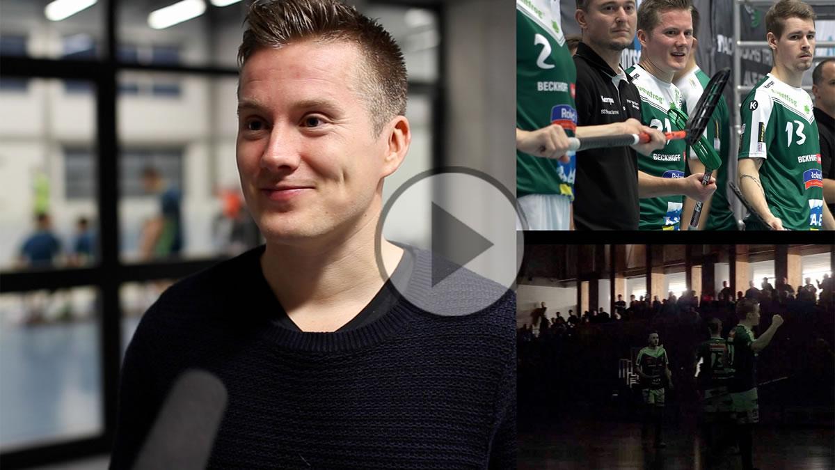 Tatu Väänänen, Captain SV Wiler-Ersigen