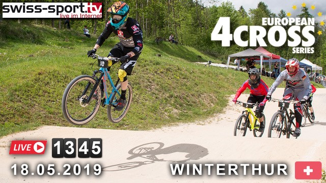 European 4Cross Series #2, Winterthur