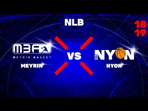 NLB – Final G3: MEYRIN vs. NYON