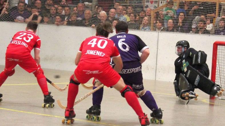 Playoff Final Herren, Spiel 4: RC Biasca – RHC Diessbach