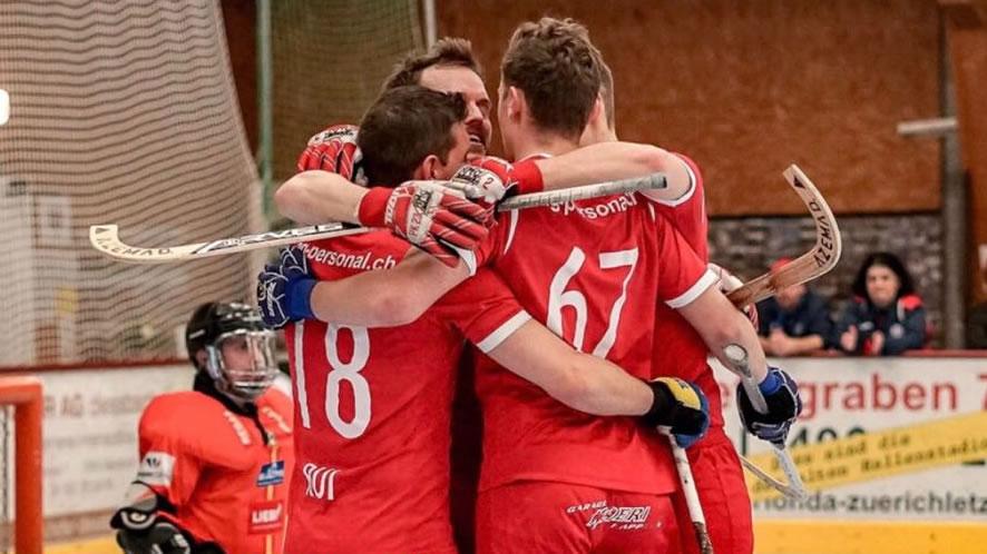 Playoff Final Herren, Spiel 3: RHC Diessbach – RC Biasca