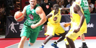 Sommeruniversiade: Basketball Männer Finale