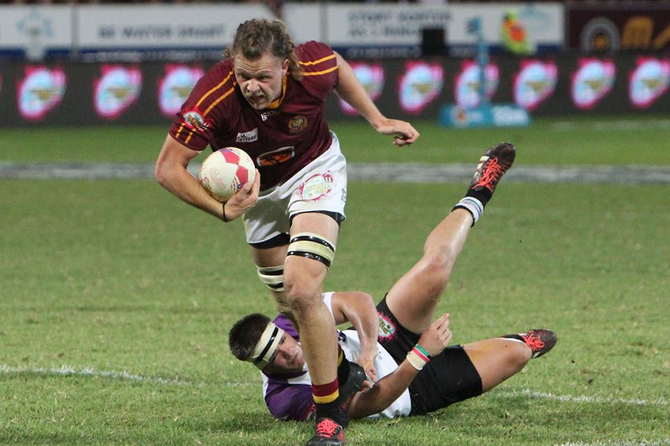 Sommeruniversiade: Rugby Finale