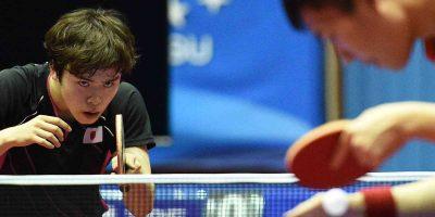 Sommeruniversiade: Tischtennis Doppel Finale