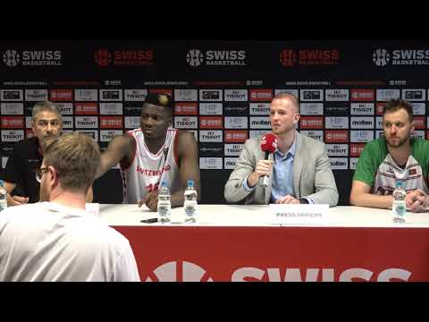 Switzerland vs. Portugal – Full Press Conference [August 3rd 2019]