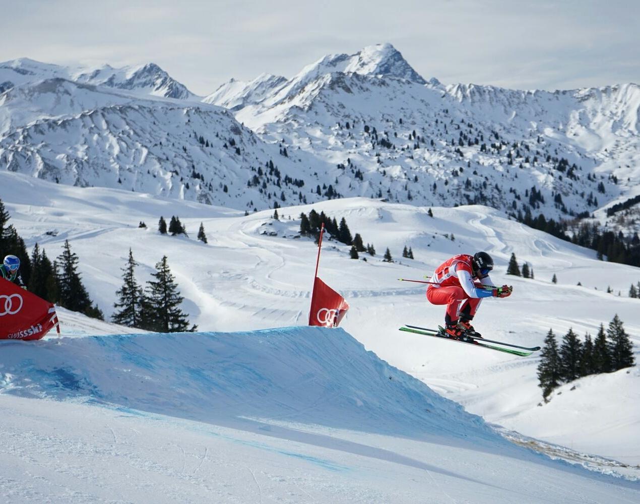 Ryan Regez, Skicrosser