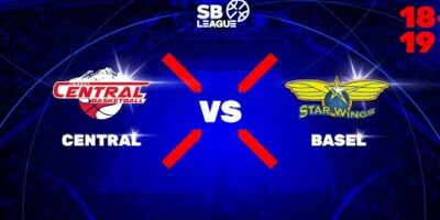 SB League - Day 1: CENTRAL vs. STARWINGS