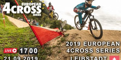European 4Cross Series #9, Leibstadt AG