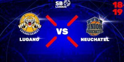 SB League - Day 1: LUGANO vs. NEUCHATEL