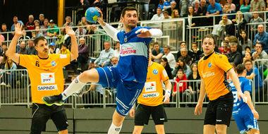 MNLA: HC Kriens-Luzern - BSV Bern