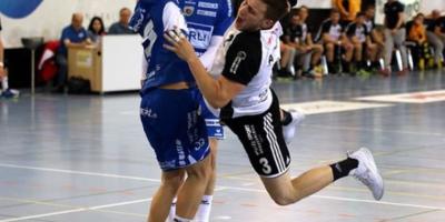 CH-Cup M: TSV Fortitudo Gossau - HC Kriens-Luzern