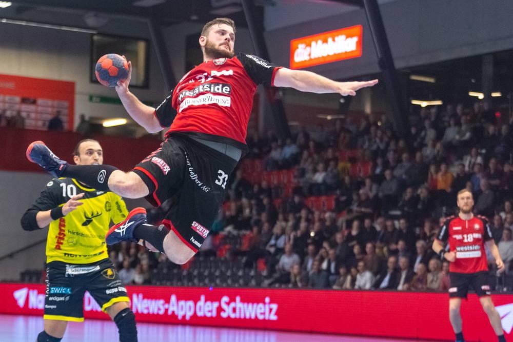 MNLA: BSV Bern – TSV St. Otmar St. Gallen