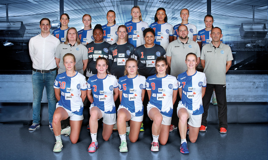 SPL1: LC Brühl Handball – GC Amicitia Zürich
