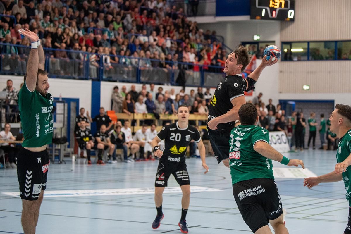 MNLA: Pfadi Winterthur – HC Kriens-Luzern