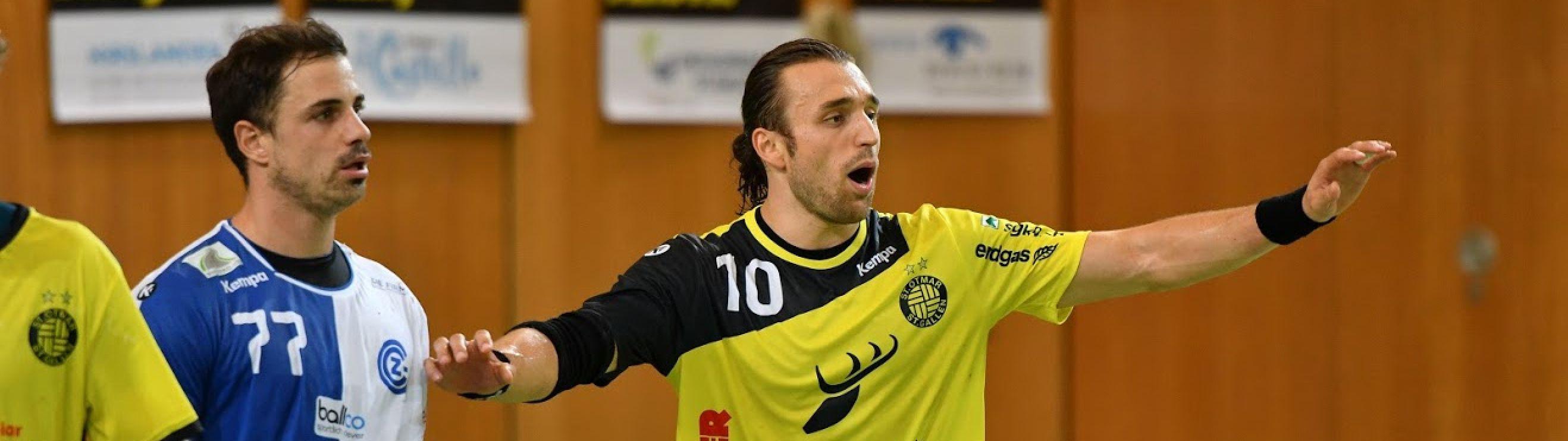 MNLA: TSV St. Otmar St. Gallen – Wacker Thun