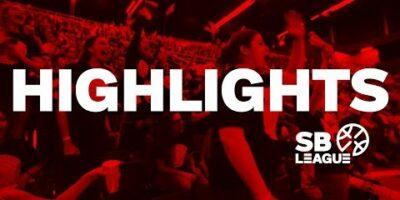 🚨SB League - Day 1 HIGHLIGHTS :  BBC NYON vs  BBC MONTHEY CHABLAIS mp4 Copy 01