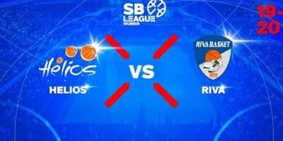 SB League Women - Day 1: HELIOS vs. RIVA