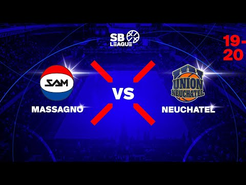 SB League – Day 3: MASSAGNO vs. NEUCHATEL