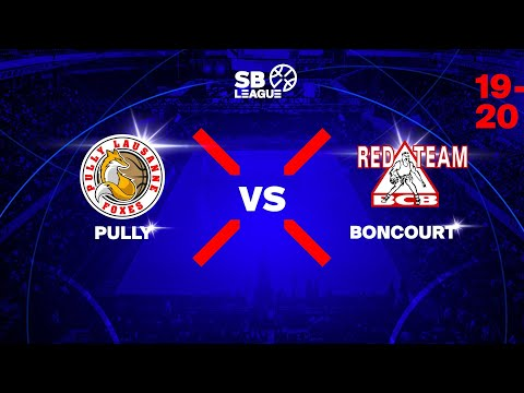 SB League – Day 5: PULLY LAUSANNE vs. BONCOURT