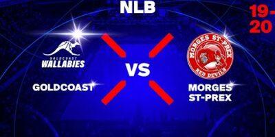 NLB - Day 3: GOLDCOAST vs. MORGES