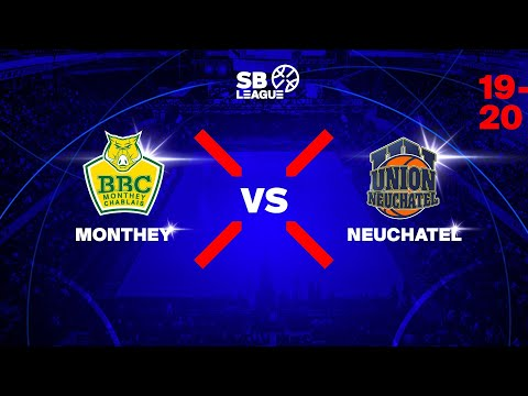 SB League – Day 5: MONTHEY vs. NEUCHATEL