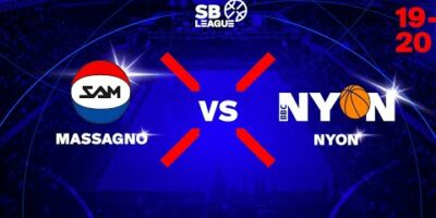 SB League - Day 2: MASSAGNO vs. NYON