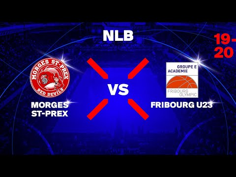 NLB – Day 4: MORGES vs. FRIBOURG