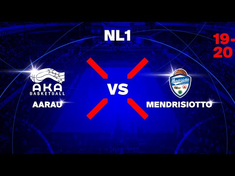 NL1M – Day 4: AARAU vs. MENDRISIOTTO