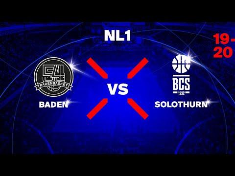 NL1M – Day 5: BADEN vs. SOLOTHURN