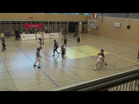 SB League Women – Day 5: WINTERTHUR vs. GENÈVE
