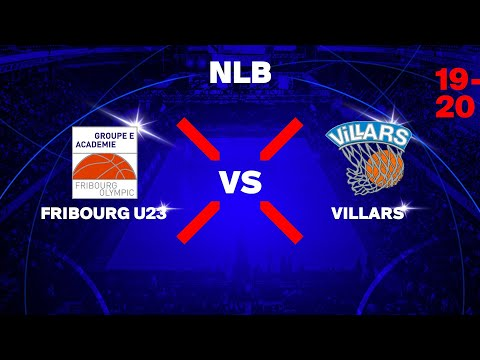 NLB – Day 5: FRIBOURG vs. VILLARS